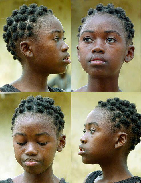 All Africa hairstyle