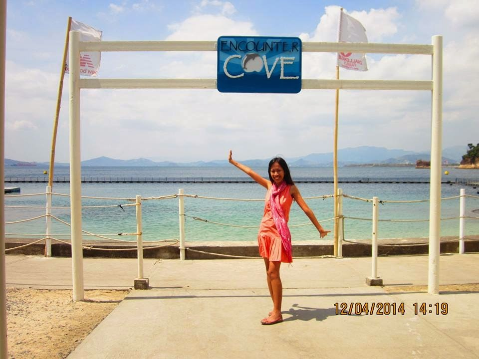 Ocean Adventure subic  entrance fees