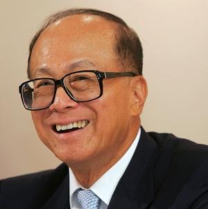 Biografi Li Ka Shing - Orang Terkaya Di Asia