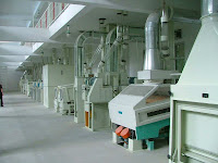 Auto Rice Milling Plant