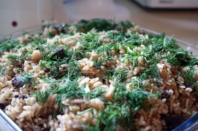 osmanlı usülü fıstıklı iç pilav tarifi