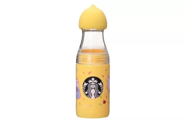Lemon Cap dan Lid Yellow Sunny Bottle