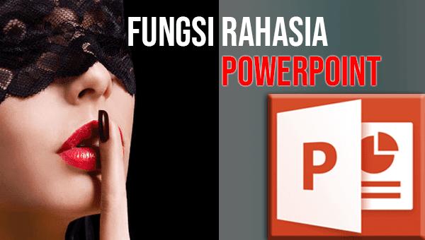 Fungsi Rahasia PowerPoint selain Media Presentasi