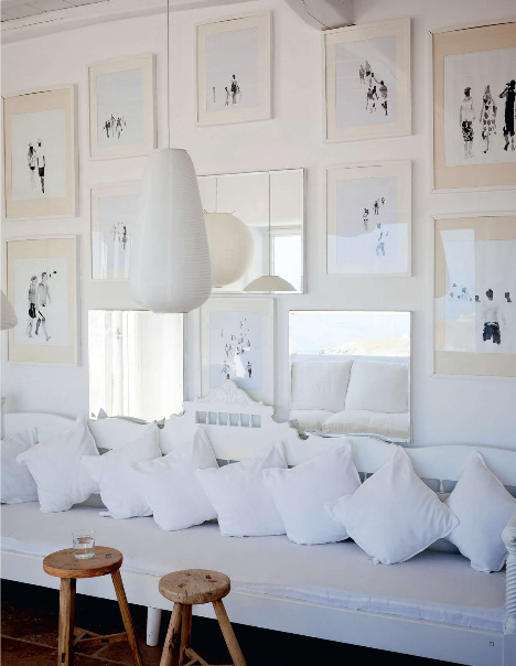 Stunning dream house at Mykonos island   mykonos24