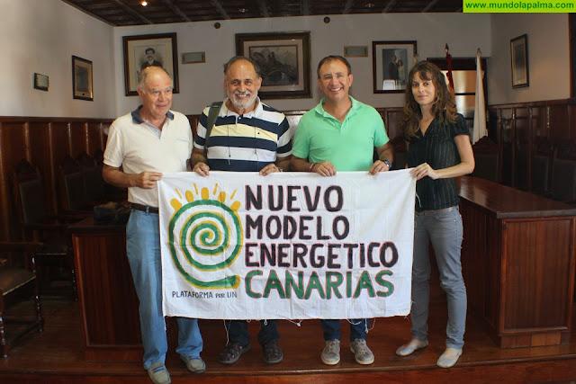 El Paso se incorpora al Plan Insular por una nueva cultura energética