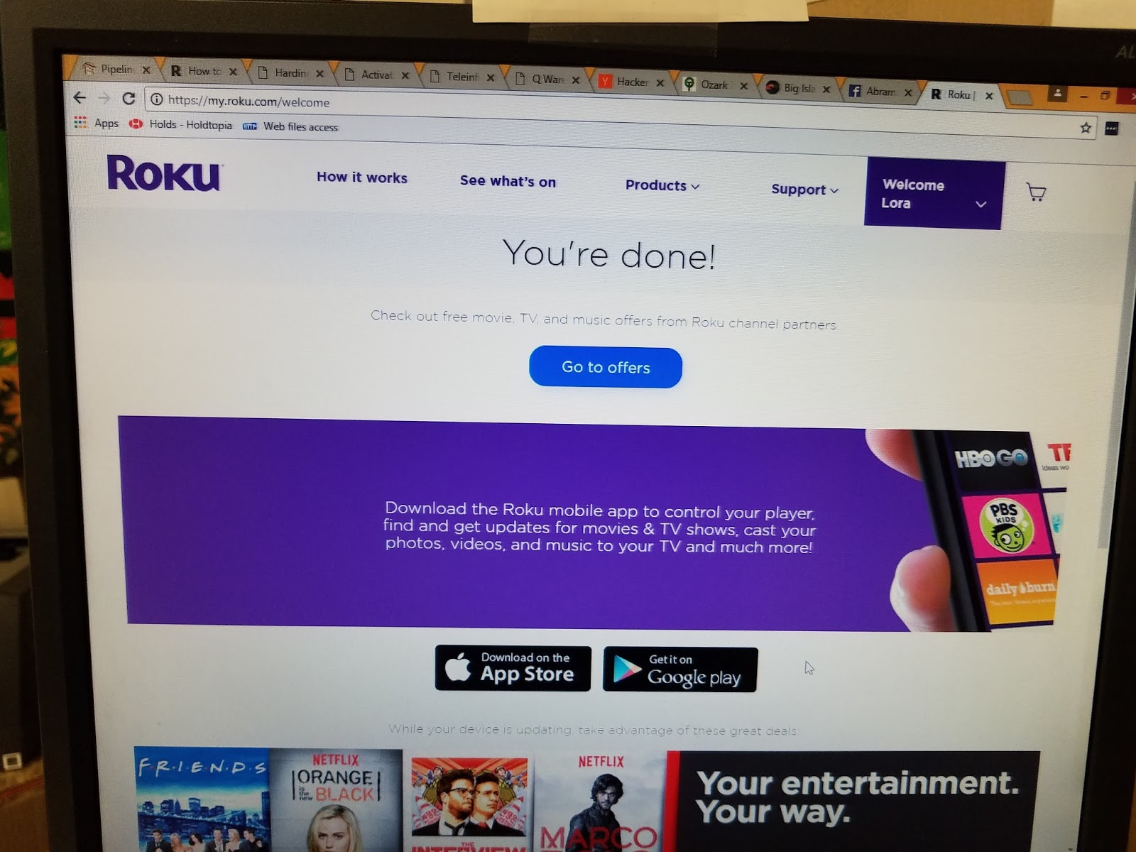 Philo: A brief overview and setting it up on Roku   Harding