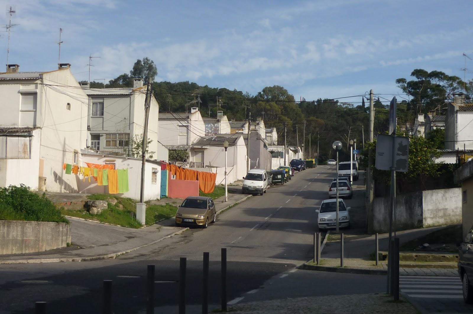 Informação do Município de Lisboa  Visita ao Bairro da Boavista