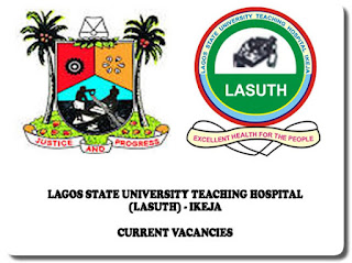 LASUTH Ikeja Reputable Catering Outfit Job Vacancy 2021