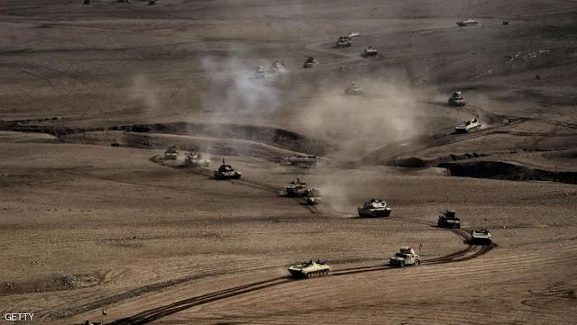 """القوات العراقية تقطع """"شريان داعش"""" وتعثر على سجنين كبيرين"""