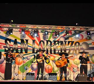 Festival de San Lorenzo en las Palmas de Canarias