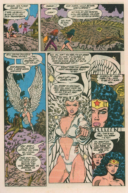 Read online Wonder Woman (1987) comic -  Issue #42 - 22