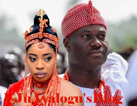 Ooni of Ife And Olori Wuraola Marriage Crash: What Actually Went Wrong Shortly After Canada Trip?