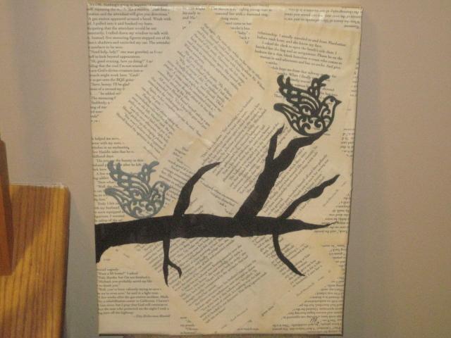 Seasons Come, Seasons Go: Pinterest strikes again - DIY ... on Pinterest Wall Decor  id=73870