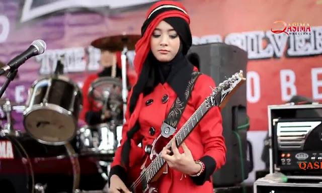 IRTA Qasima, Gitari Dangdut Tercantik