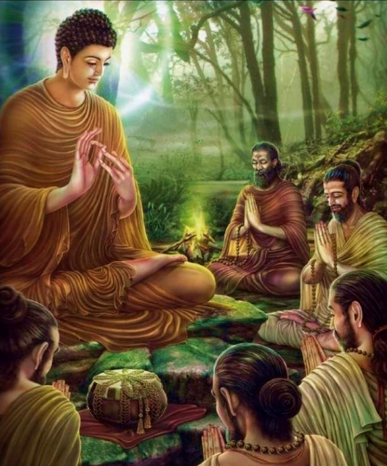 Tình Hình Phật Giáo Sau Khi Đức Phật Nhập Diệt