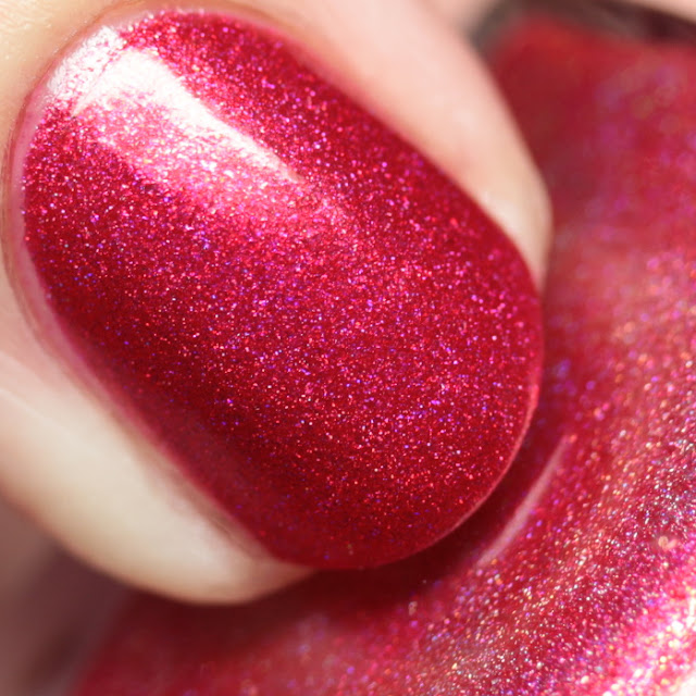 Grace-full Nail Polish Cherry Best Friends
