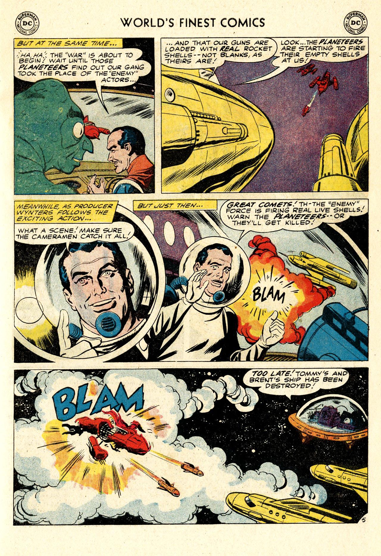 Read online World's Finest Comics comic -  Issue #107 - 23