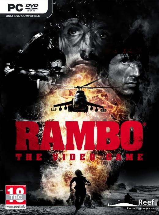 تحميل لعبة Rambo The Video Game PC  كاملة بروابط مباشرة I العاب كمبيوتر