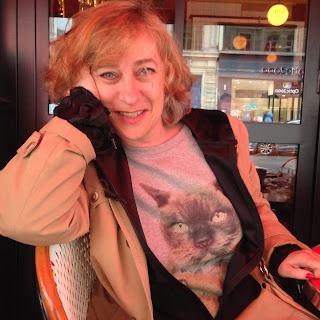 sweat fashion cat Lisa Roze-tometteetlulu