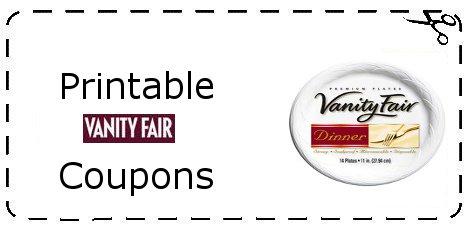 Vanity fair napkins coupons