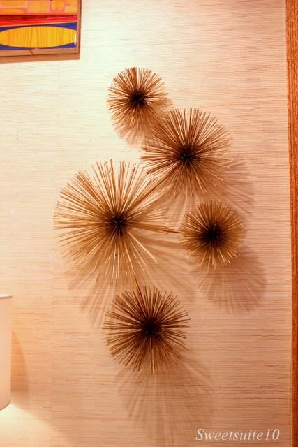 Jonathan Adler C. Jere urchin wall sculpture