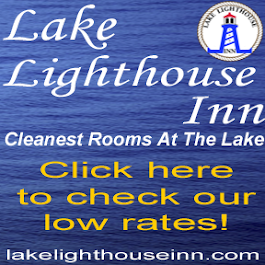 Sponsored by:  Lake Lighthouse Inn