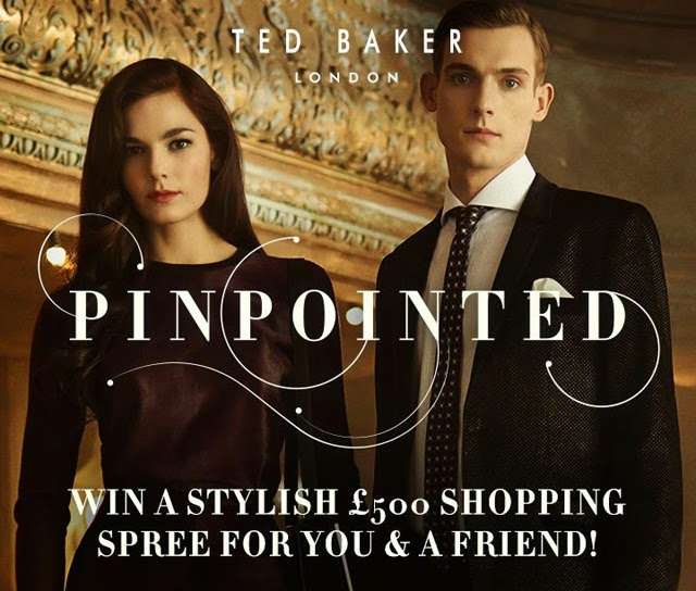 Ted Baker pinpointed