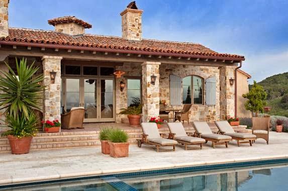 Fachadas casas modernas - Casas de campo por dentro ...