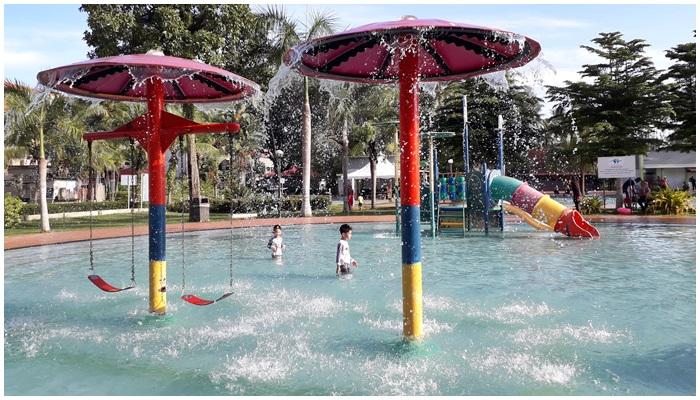 Bercuti di De Rhu Beach Resort, Kuantan Pahang - Pembuka Program Cuti Sekolah untuk Tahun 2018