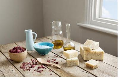 Proses pembuatan sabun (soap making process) - pustakapengetahuan.com