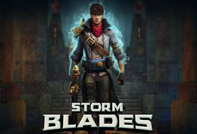 Stormblades APK MOD+OBB Data Terbaru