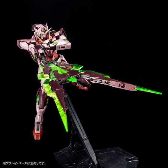 P-Bandai: MG 1/100 Trans-Am 00 Qan[T]