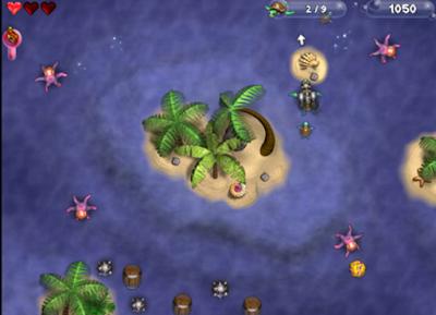 海龜島(TurtleBay),充滿熱帶風情的好玩遊戲!