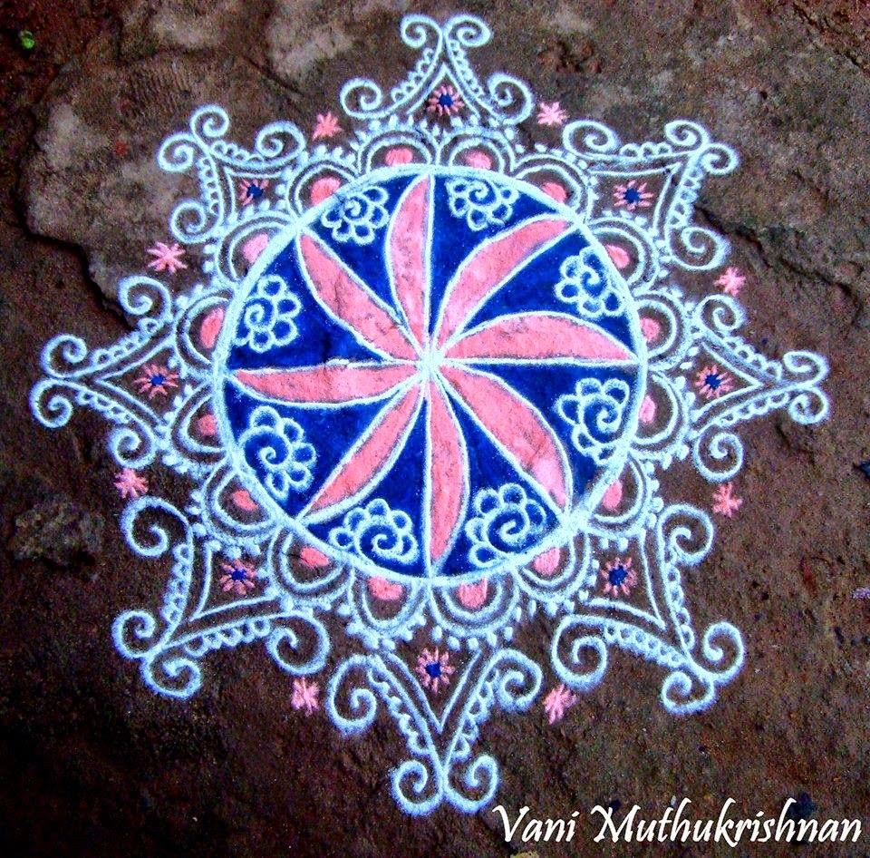 Kolam Designs 40