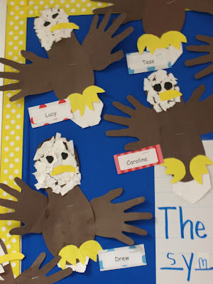 Bald Eagle Crafts For Toddlers