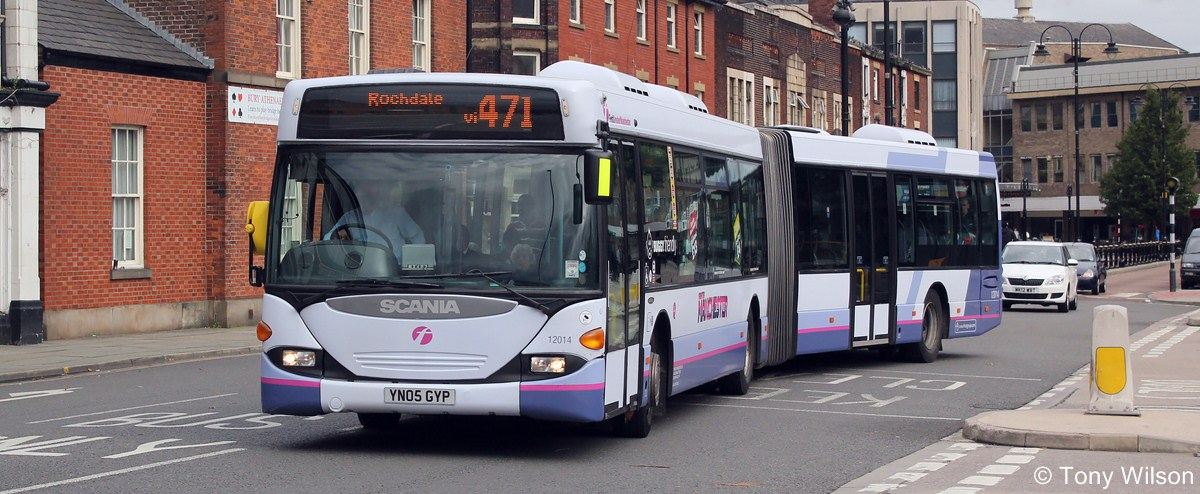 Focus Transport Bus Route Cuts In Manchester