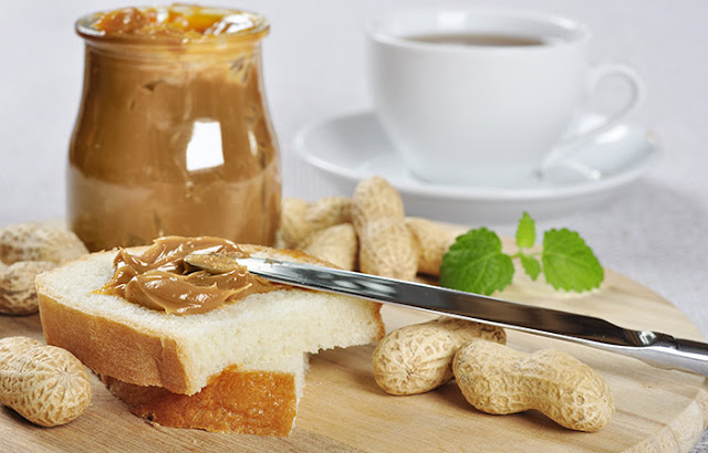 Weight Gain Naturally- Use Peanut Butter