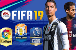 FTS Mod FIFA 19 HD Graphics by DL Gameplays