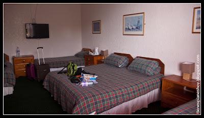 Claremont Hotel Edimburgo (Escocia)
