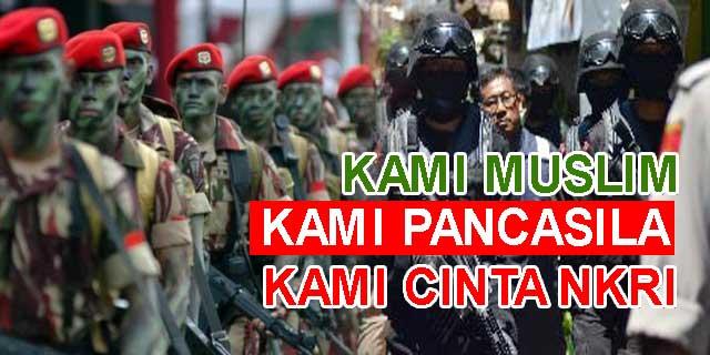 Waspadalah! POLRI dan TNI Target Utama Anshar Daulah (ISIS)