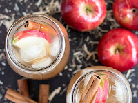 Apple Cinnamon Rum Punch