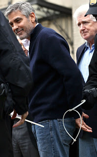 George Clooney arrested at Sudanese Embassy protest