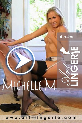 Art-Lingerie15 Michelle M (HD Video) 07150