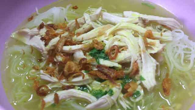 resep soto ayam rumahan