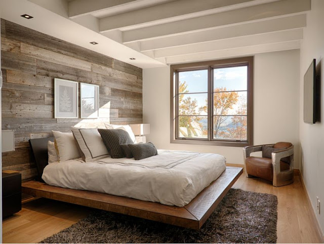 Make your home lovely with earthly designs of wood. Wood design can be in every room of your house, it can be a wall in your bedroom, or toilet or even in your living room. Wood decoration brings elegance into your interior designs. Here are some examples to consider.