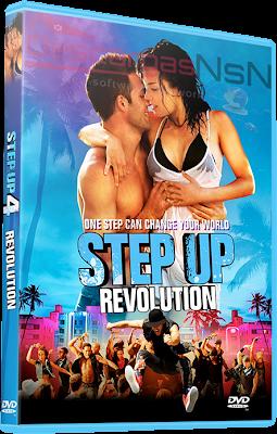 Step Up: Revolution (2012) DVD