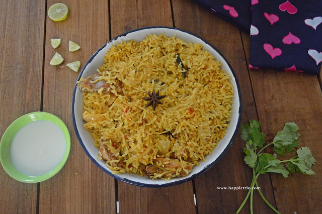 Nattu Kozhi chicken biryani Recipe | Desi Chicken Biryani | Country Chicken biryani