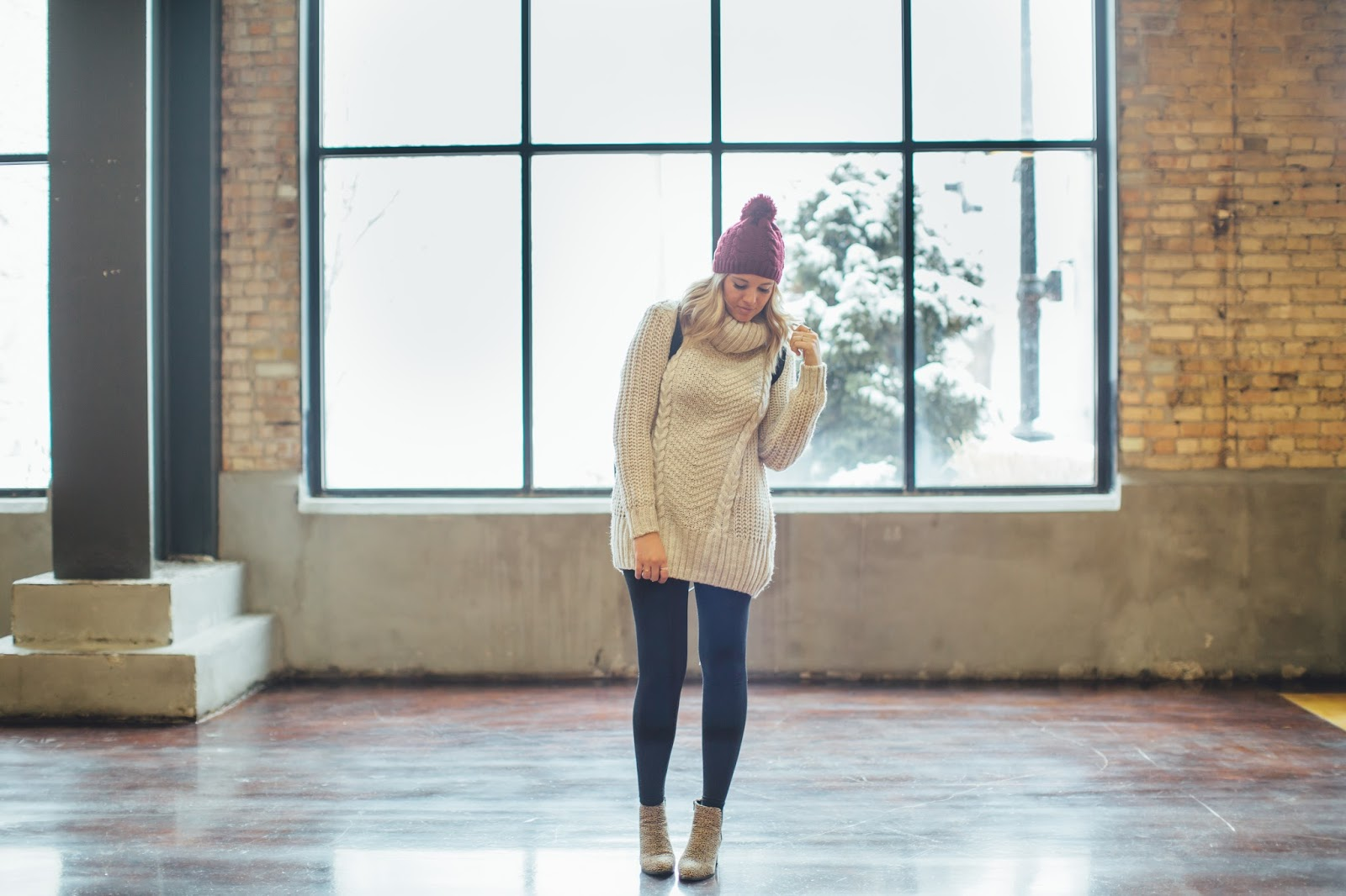 H&M, Winter Style, Postpartum Style