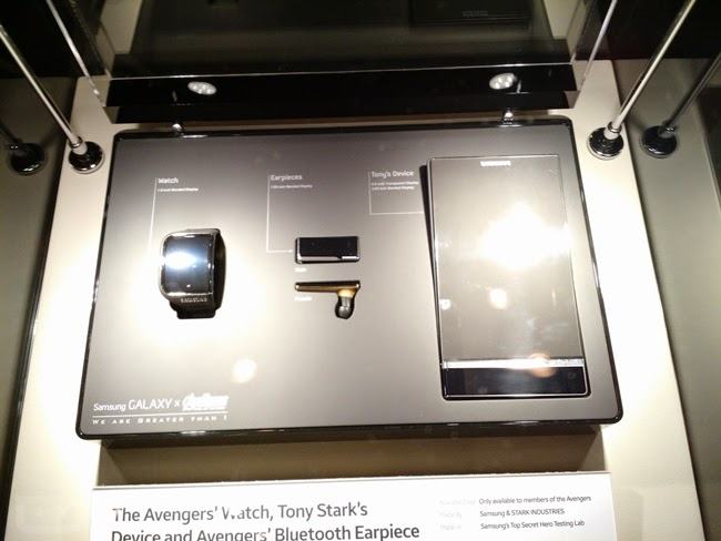 4 Amazing Samsung Gadgets Used in The Avengers: Age of Ultron