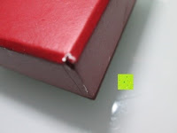 Farbe fehlt: Adventskalender als piratige rustikale Schatztruhe - 24 einzelnen Schatzboxen - Ideal für den Advent
